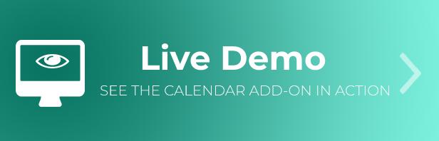Rezervy - Drag & Drop, Month, Week, Day , List View & Filters Appointments Calendar (Add-On) - 1
