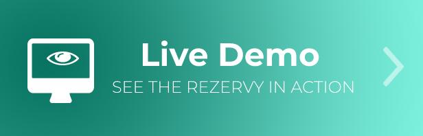 Rezervy - Sistema de reservas online para limpeza, empregadas domésticas, encanador, manutenção, reparação, serviços de salão - 1
