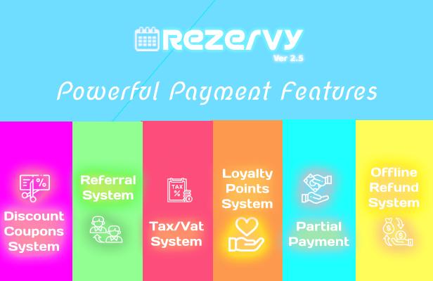 Rezervy - Sistema de reservas online para limpeza, empregadas domésticas, encanador, manutenção, conserto, serviços de salão - 3
